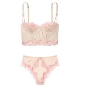 Victoria's Secret Dream Angel Lingerie Set-38D/M